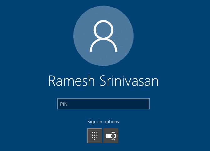 Windows 10 Parola Oturum Açma Seçeneği Eksik